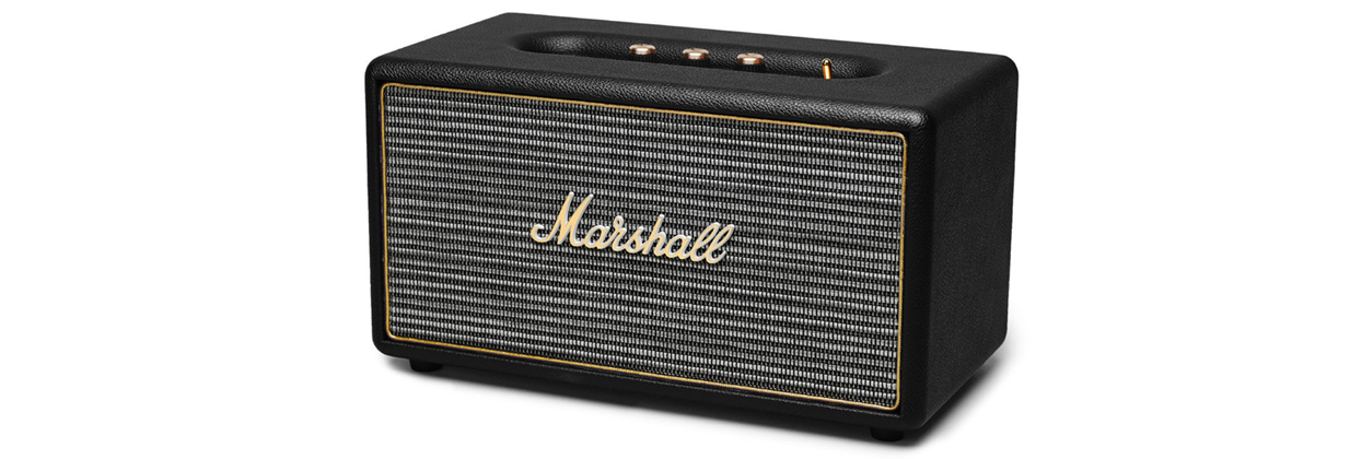 Marshall Stanmore Test Complet L 39 Enceinte La Plus Classe
