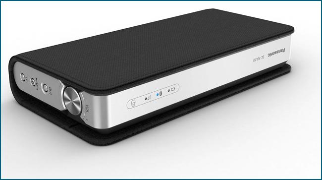 Enceinte Portable Panasonic