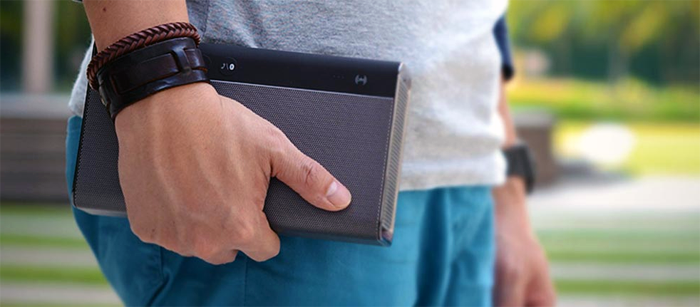 Enceinte Bluetooth Portable Creative