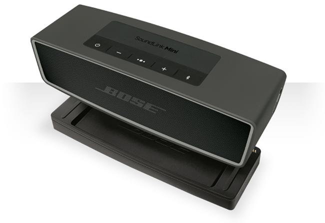 Enceinte Bluetooth avec station d'accueil