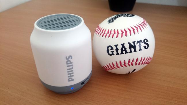 Enceinte Bluetooth compacte Philips