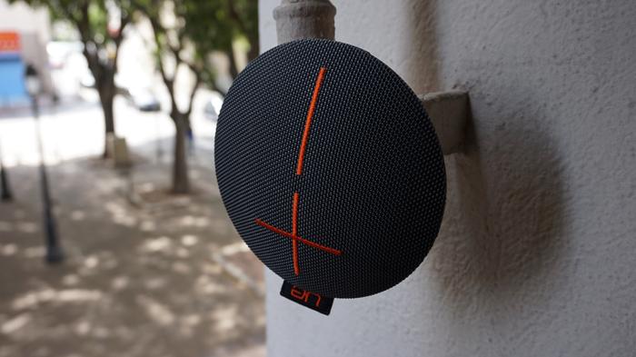 Enceinte Bluetooth nomade