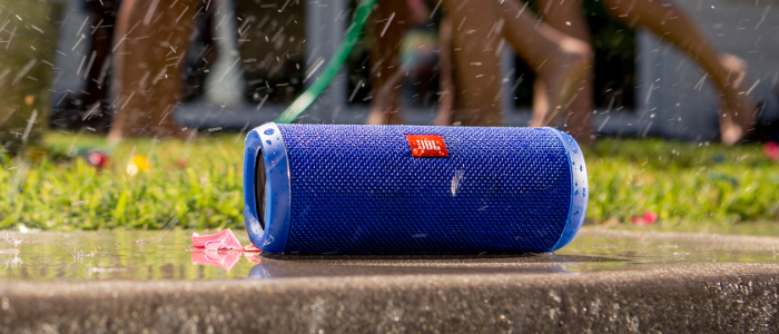 Enceinte portable waterproof